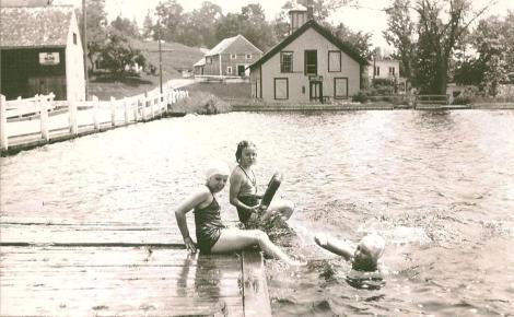 Floating Bridge by Ruth Goodale