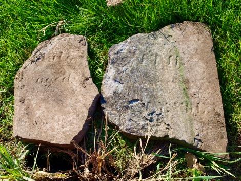 Judith Lynde Headstone