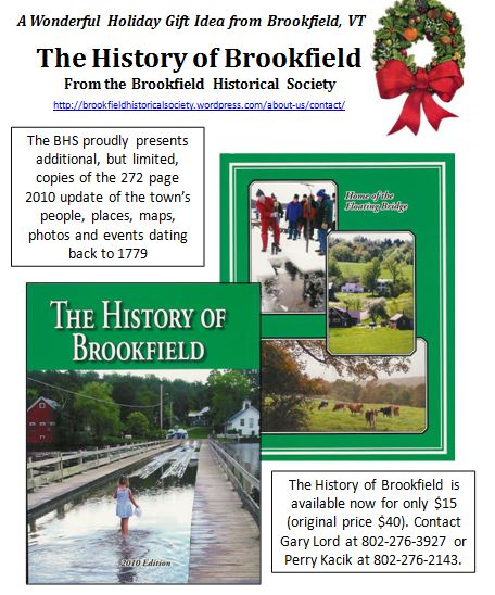 The History of Brookfield 2017 Holiday Gift
